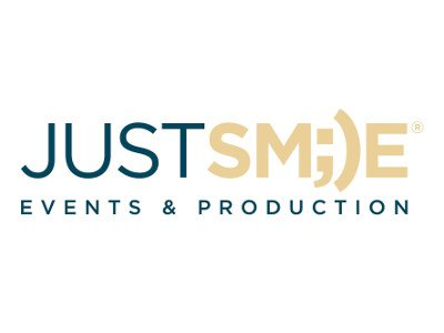 Just Smile Events & Production Logo