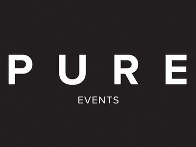 Pure Events Logo